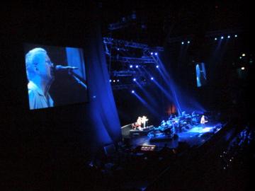 Eric Clapton live inBangkok